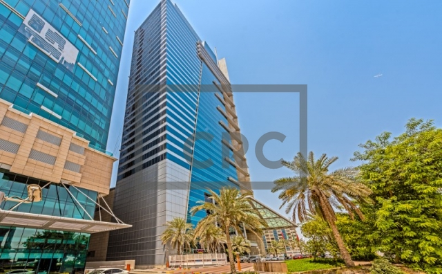 office for rent in sheikh zayed road, the h hotel | 9
