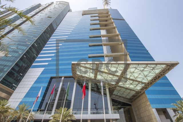 office for rent in sheikh zayed road, the h hotel | 13