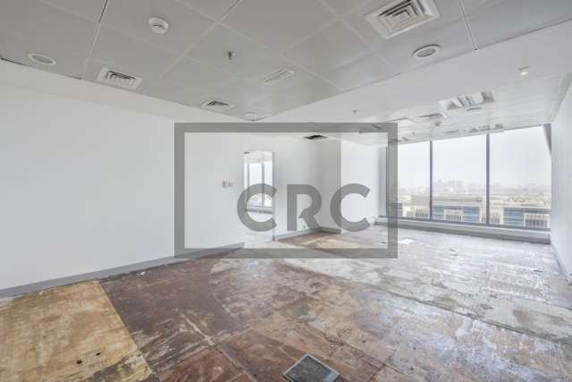 office for rent in sheikh zayed road, the h hotel | 4