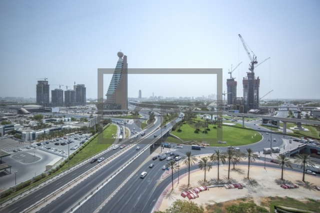 office for rent in sheikh zayed road, the h hotel | 7
