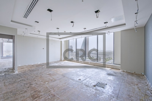 office for rent in sheikh zayed road, the h hotel | 5
