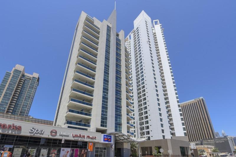 Studio Apartment For Sale in  Cascades,  Dubai Marina | 11