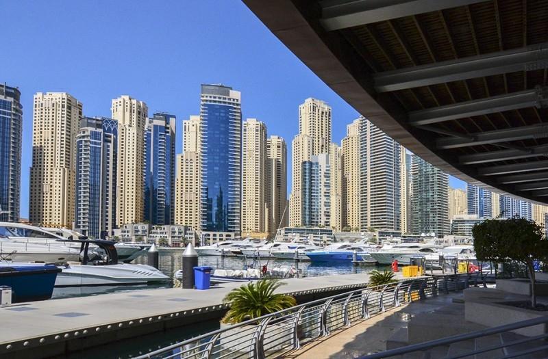 Studio Apartment For Sale in  Cascades,  Dubai Marina | 14