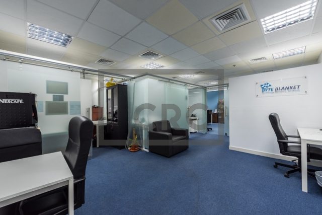 office for sale in business bay, clover bay tower | 10