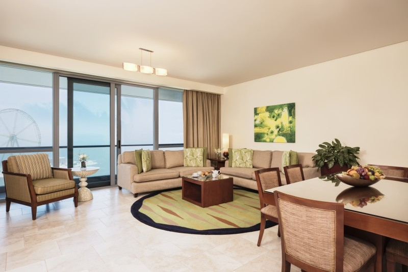 2 Bedroom Apartment For Rent in  Ja Oasis Beach Tower,  Jumeirah Beach Residence | 0