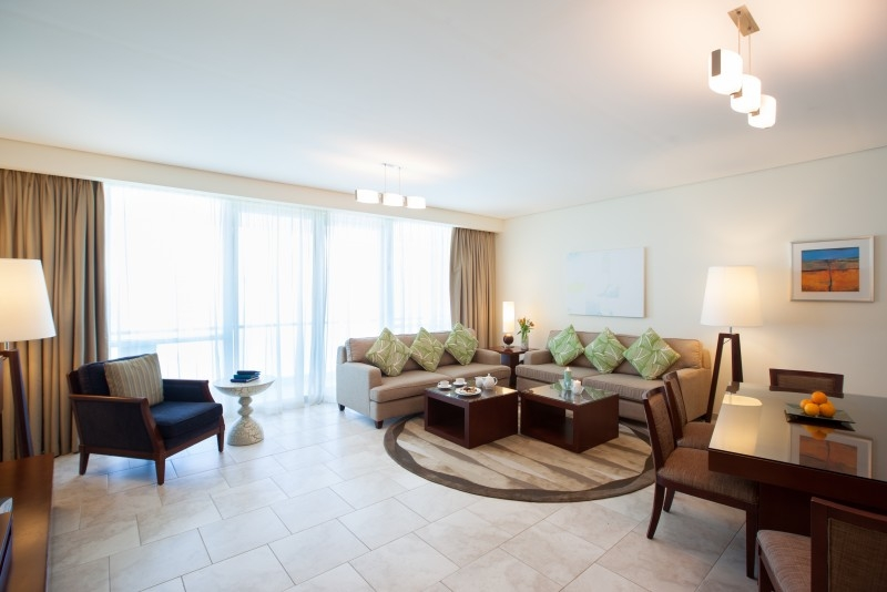 3 Bedroom Apartment For Rent in  Ja Oasis Beach Tower,  Jumeirah Beach Residence | 1