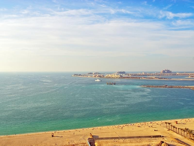 3 Bedroom Apartment For Rent in  Ja Oasis Beach Tower,  Jumeirah Beach Residence | 11