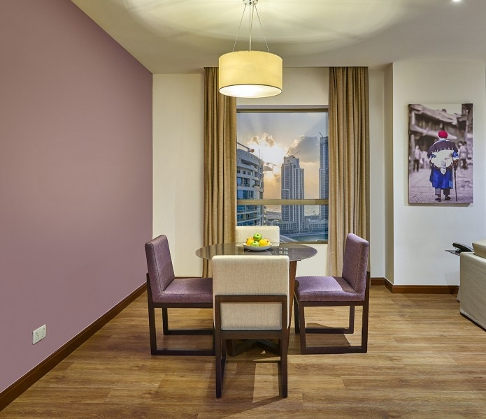 1 Bedroom Hotel Apartment For Rent in  Ramada Hotel And Suites by Wyndham Dubai JBR,  Jumeirah Beach Residence   2