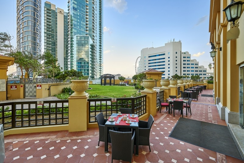 1 Bedroom Hotel Apartment For Rent in  Ramada Hotel And Suites by Wyndham Dubai JBR,  Jumeirah Beach Residence   11