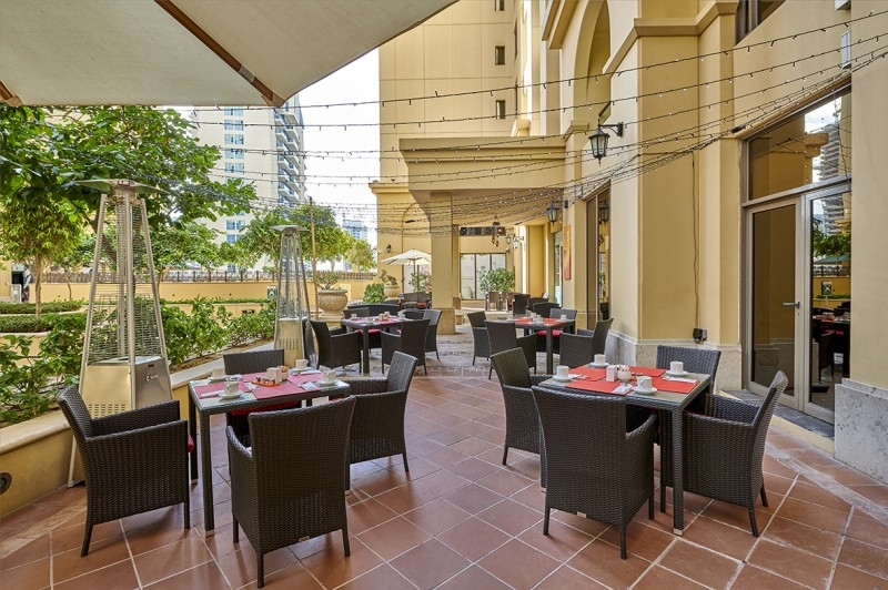 1 Bedroom Hotel Apartment For Rent in  Ramada Hotel And Suites by Wyndham Dubai JBR,  Jumeirah Beach Residence   12