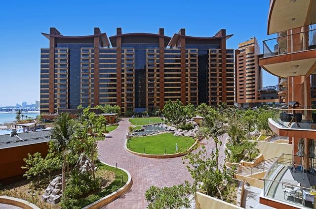 Emerald, Palm Jumeirah