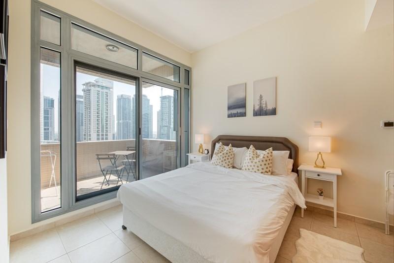 1 Bedroom Apartment For Short Term Rental in  Marina Residence B,  Dubai Marina | 6