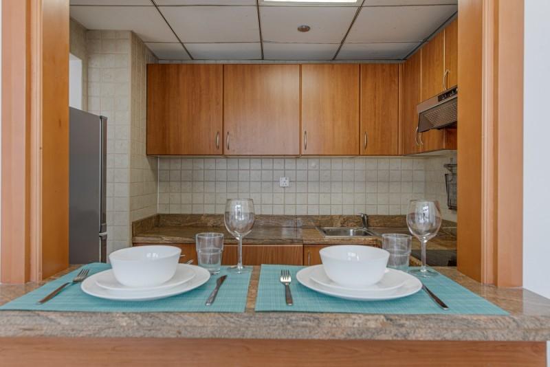 1 Bedroom Apartment For Short Term Rental in  Marina Residence B,  Dubai Marina | 5