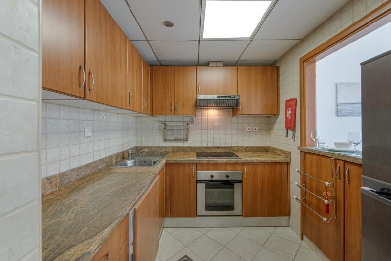 1 Bedroom Apartment For Short Term Rental in  Marina Residence B,  Dubai Marina | 4