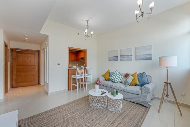 1 Bedroom Apartment For Short Term Rental in  Marina Residence B,  Dubai Marina | 2