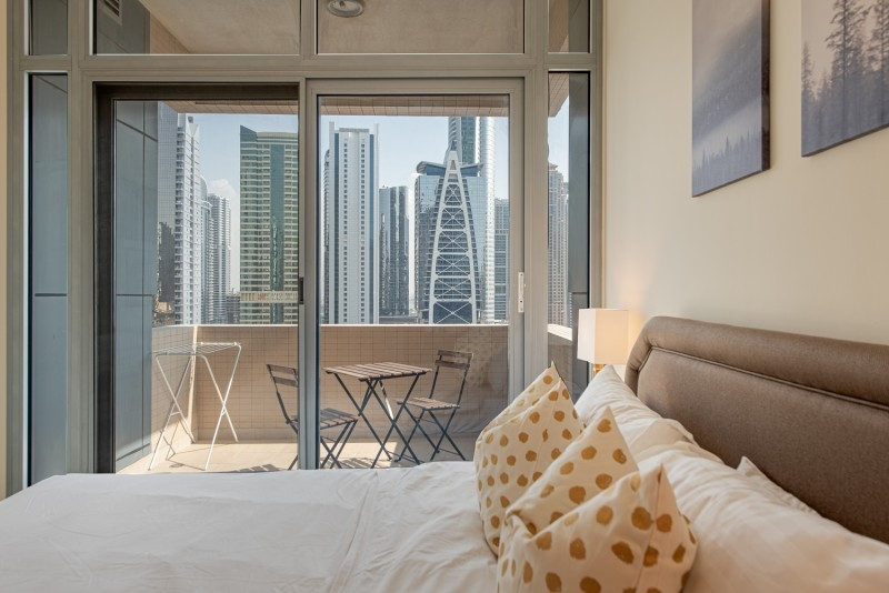1 Bedroom Apartment For Short Term Rental in  Marina Residence B,  Dubai Marina | 7