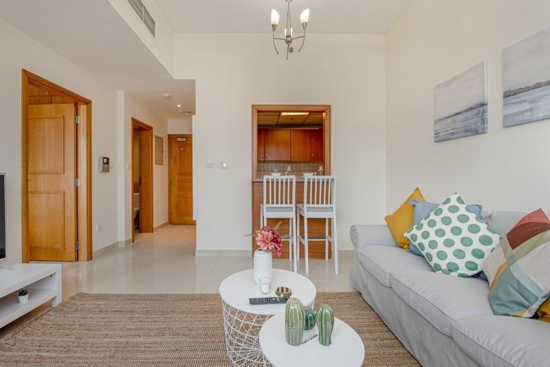 1 Bedroom Apartment For Short Term Rental in  Marina Residence B,  Dubai Marina | 0