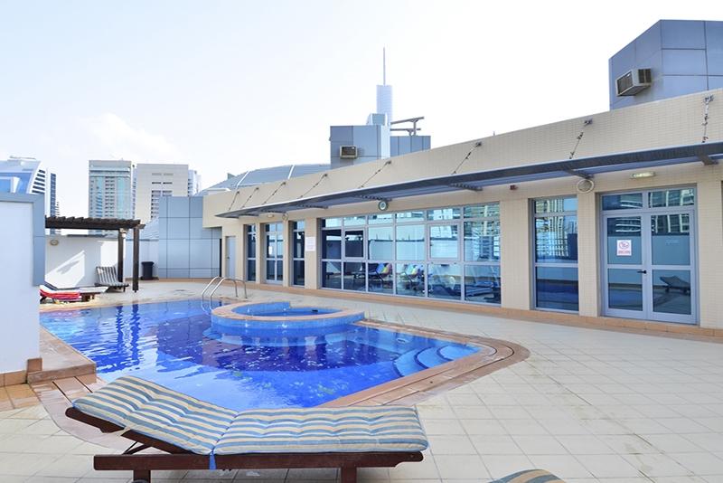 1 Bedroom Apartment For Short Term Rental in  Marina Residence B,  Dubai Marina | 13