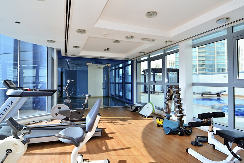 1 Bedroom Apartment For Short Term Rental in  Marina Residence B,  Dubai Marina | 14