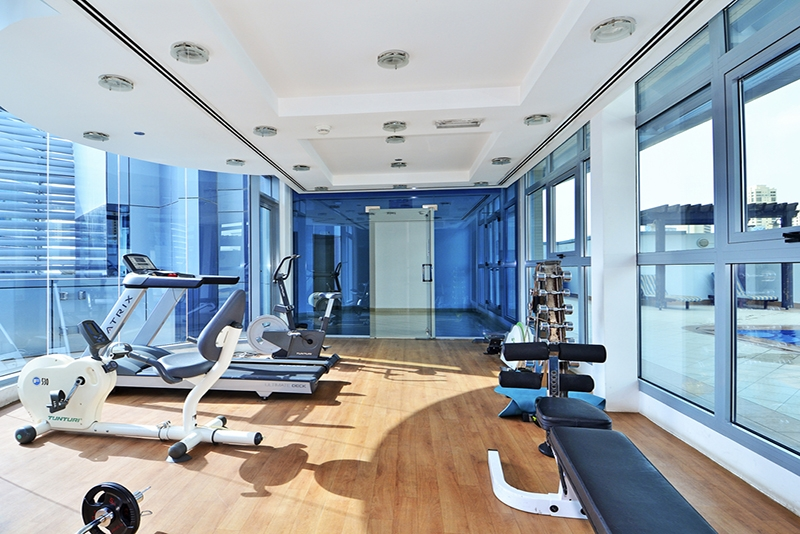 1 Bedroom Apartment For Short Term Rental in  Marina Residence B,  Dubai Marina | 16