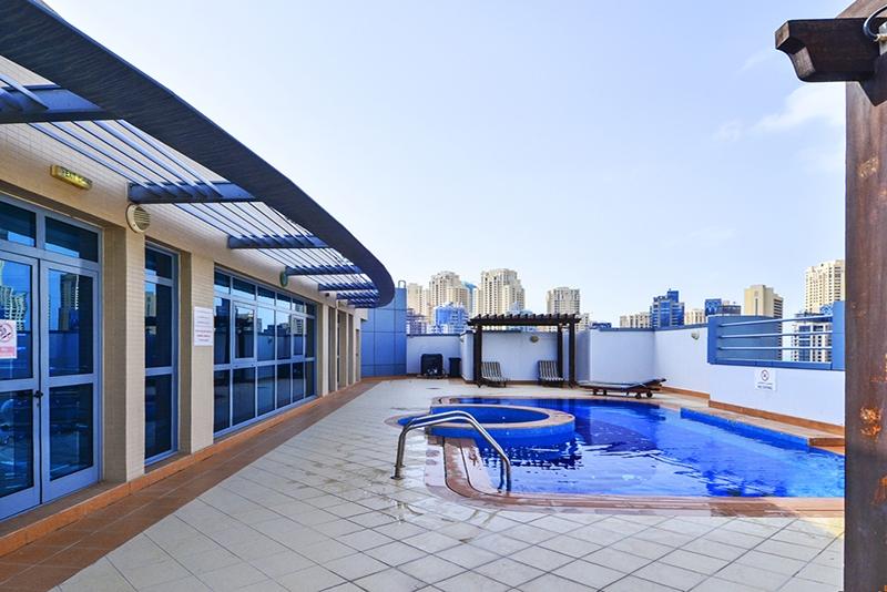 1 Bedroom Apartment For Short Term Rental in  Marina Residence B,  Dubai Marina | 17