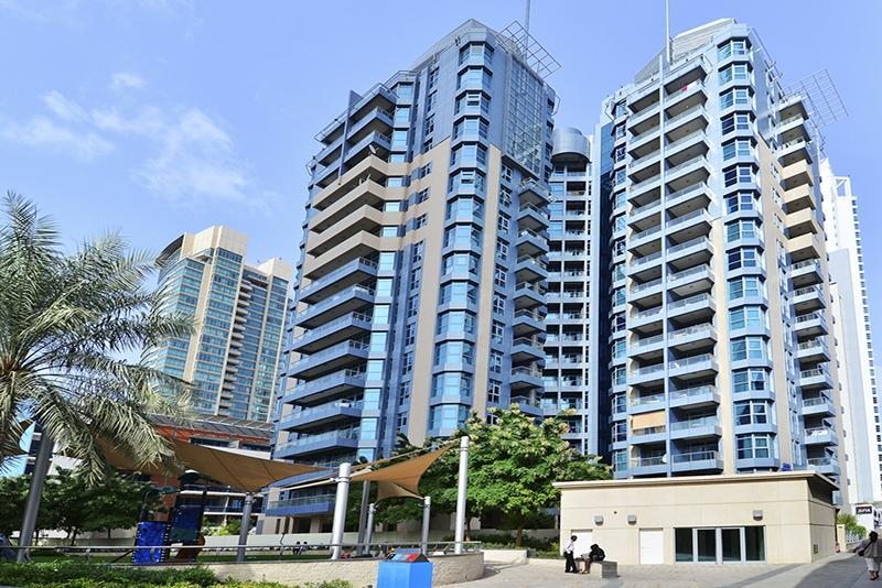 1 Bedroom Apartment For Short Term Rental in  Marina Residence B,  Dubai Marina | 18