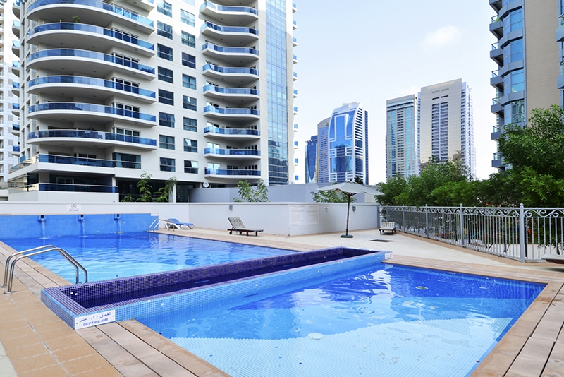 1 Bedroom Apartment For Short Term Rental in  Marina Residence B,  Dubai Marina | 20
