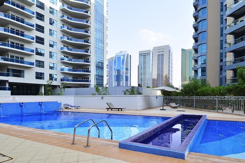 1 Bedroom Apartment For Short Term Rental in  Marina Residence B,  Dubai Marina | 21