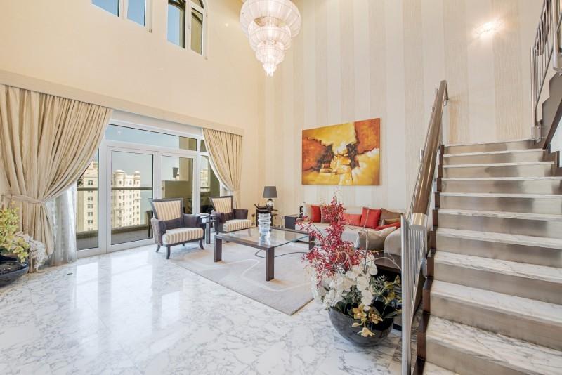 4 Bedroom Penthouse For Short Term Rental in  Al Anbara,  Palm Jumeirah | 0