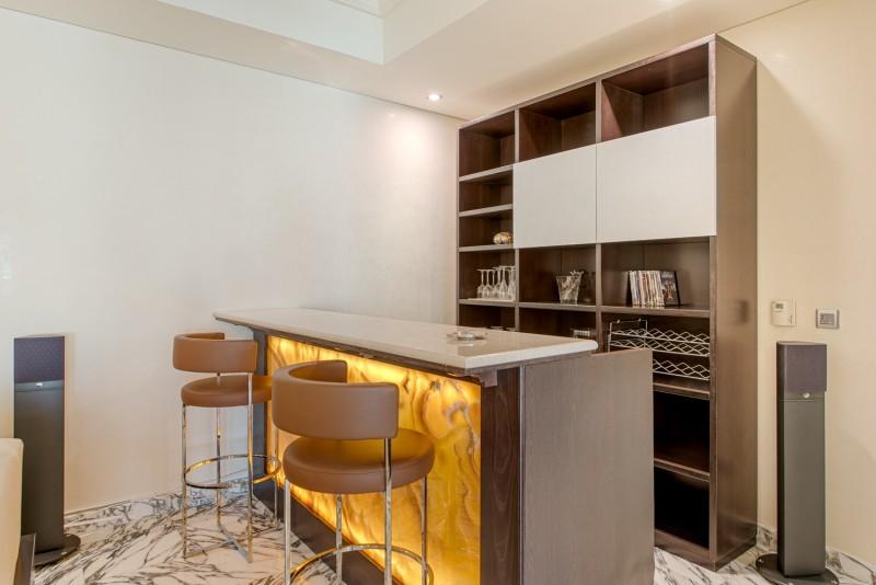 4 Bedroom Penthouse For Short Term Rental in  Al Anbara,  Palm Jumeirah | 1