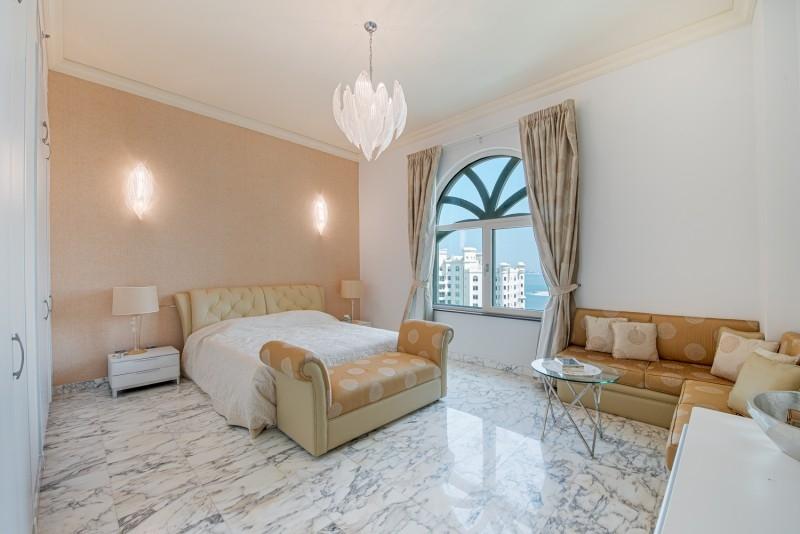 4 Bedroom Penthouse For Short Term Rental in  Al Anbara,  Palm Jumeirah | 4