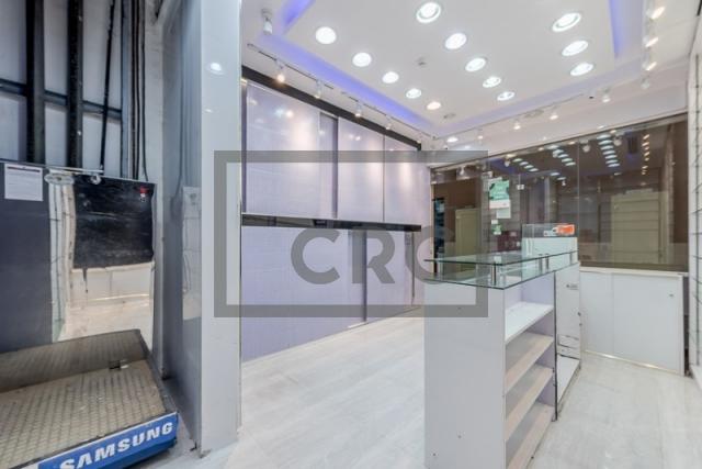 shop for rent in deira, new gargash building | 3