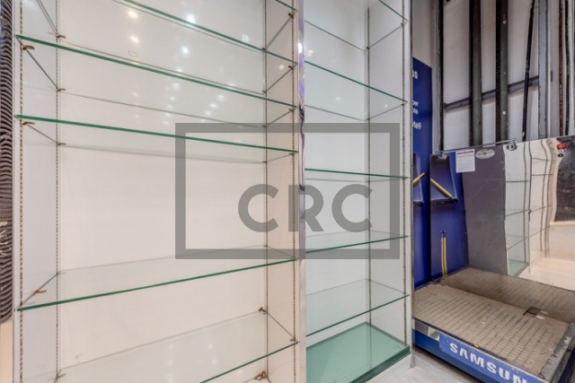 shop for rent in deira, new gargash building | 4