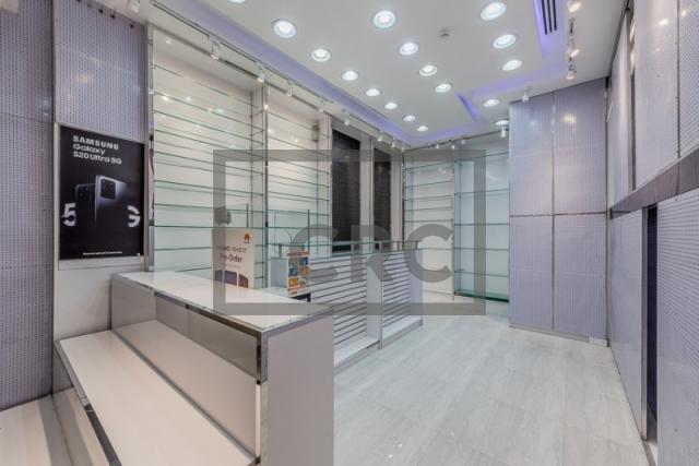 shop for rent in deira, new gargash building | 1