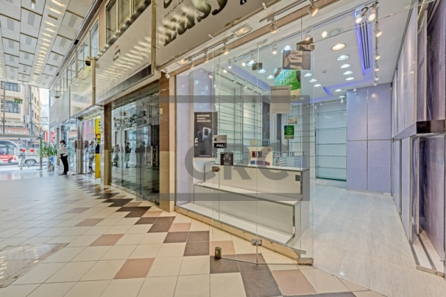 shops & retail spaces for rent in new gargash building