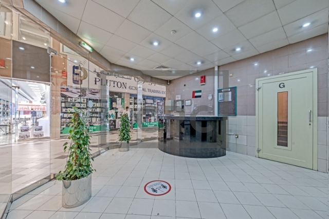 shop for rent in deira, new gargash building | 10
