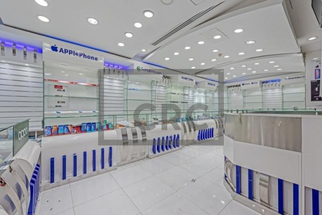 shop for rent in deira, new gargash building | 5
