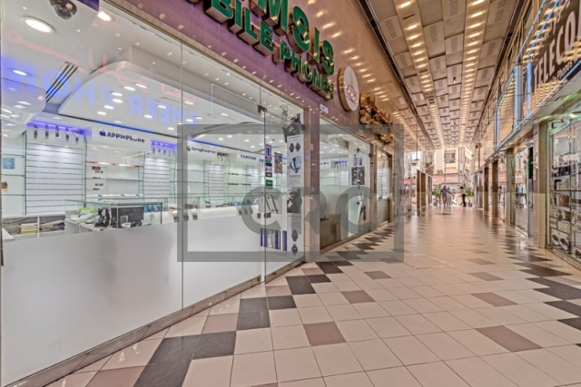 shop for rent in deira, new gargash building | 8