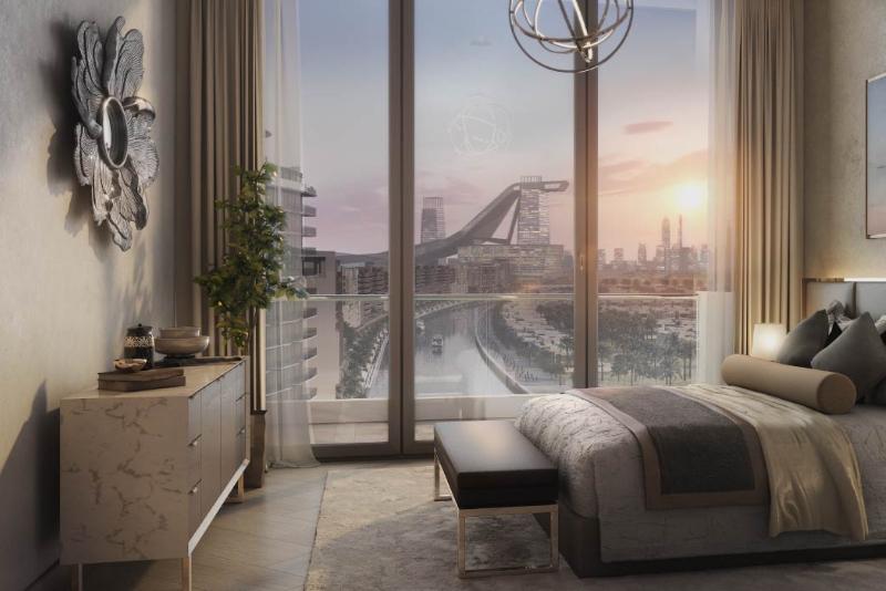 1 Bedroom Apartment For Sale in  AZIZI Riviera 8,  Meydan City | 4