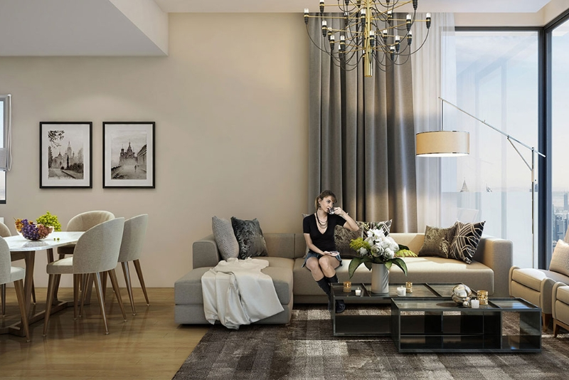 1 Bedroom Apartment For Sale in  AZIZI Riviera 8,  Meydan City | 7