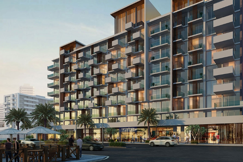 1 Bedroom Apartment For Sale in  AZIZI Riviera 8,  Meydan City | 10