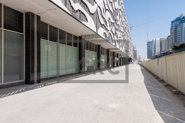 retail for sale in business bay, tamani art tower   3