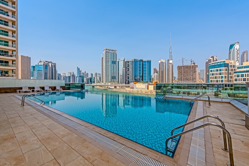 1 Bedroom Apartment For Rent in  Art Tower XV,  Business Bay | 1