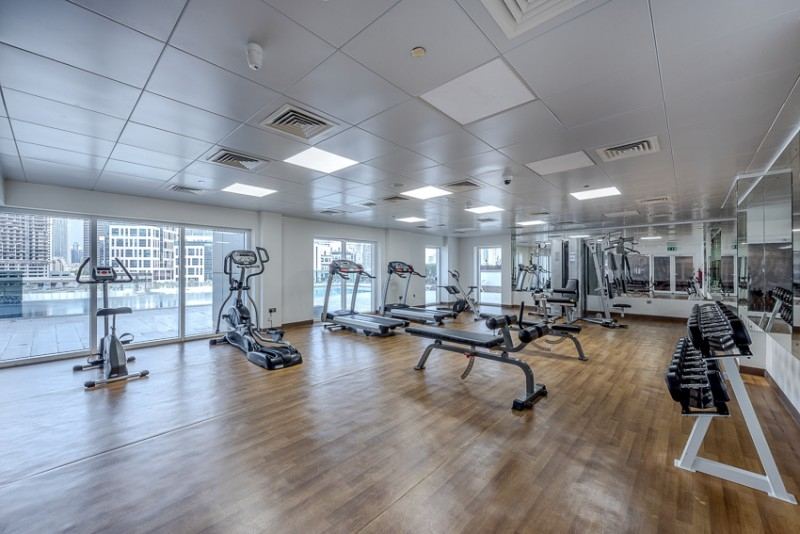1 Bedroom Apartment For Rent in  Art Tower XV,  Business Bay | 10