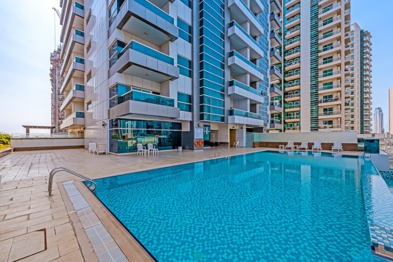 1 Bedroom Apartment For Rent in  Art Tower XV,  Business Bay | 9