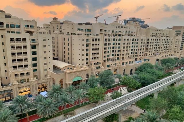 Al Sarrood, Palm Jumeirah