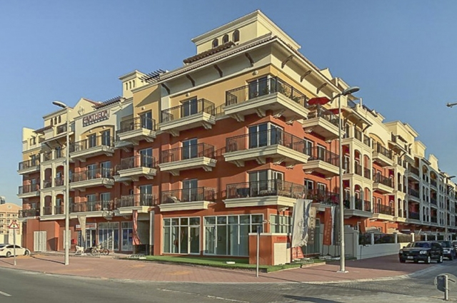 Pantheon Boulevard, Jumeirah Village Circle