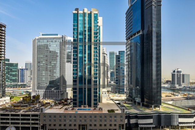 office for sale in business bay, the exchange tower | 4
