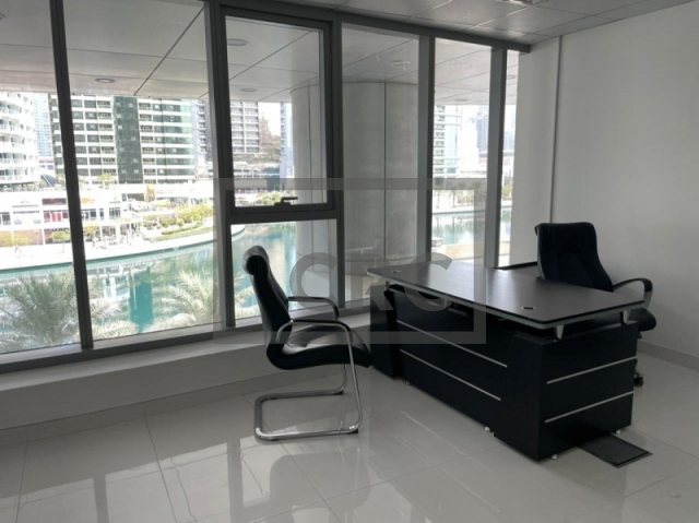 office for sale in lake almas east