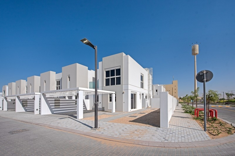 4 Bedroom Villa For Rent in  Arabella Townhouses 3,  Mudon   1
